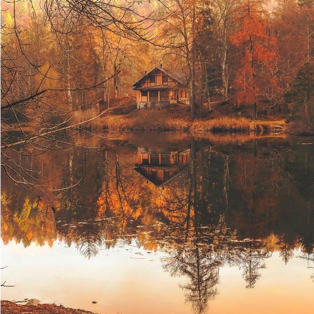 Fall photo Journaling Through John