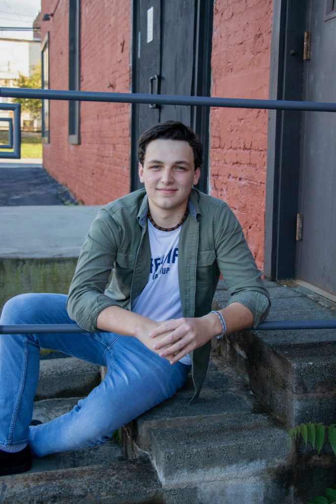 Nathan Giles Senior Picture